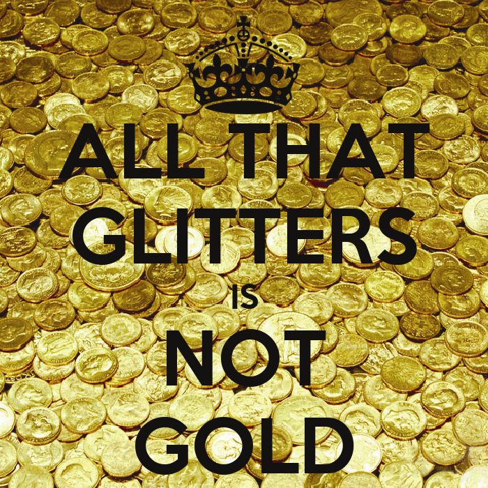 All That Glitters Isn't Gold Big Tech Oligarchy