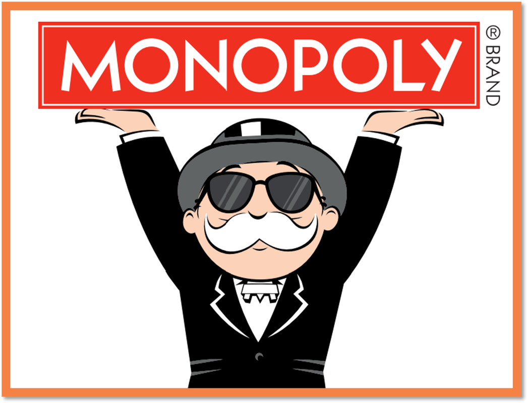 Monopoly board game Rich Uncle Pennybags
